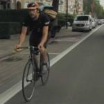 Briselski kuriri na biciklima