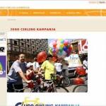 Udruženje ljubitelja biciklizma – Jugo cikling kampanja
