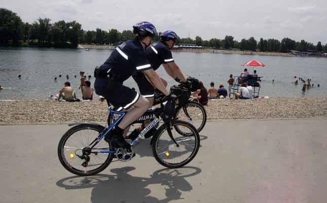 Policija bicikli