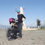 Snežana i dalje osvaja svet na svom biciklu, stigla je do Vijetnama