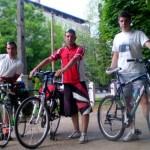 Biciklom uz i niz Dunav (Rumunija i Srbija) – Đerdap 2013