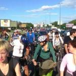 Održana je 26. Kritična masa na Dan mladosti – Na Biciklu je radost, u Biciklu mladost