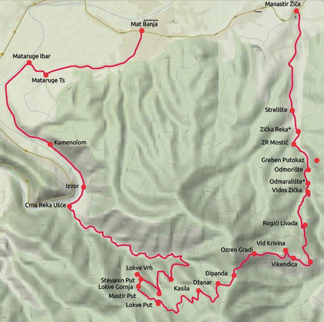 lipar mapa