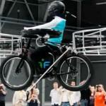 Uspešno testiran bicikl koji leti