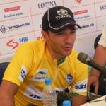 """Ivan Stević: """"Staza je pravljena za mene, uvek idem na pobedu"""""""