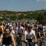 U subotu se održava velika biciklistička vožnja od Trga Republike do Obrenovca