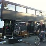 Biciklistička biblioteka na točkovima