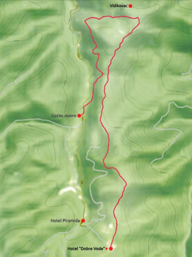 mapa Brezjak