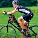 Biciklisti voze brže zbog pedala za ruke