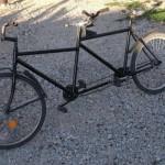 Od dva bicikla – jedan tandem