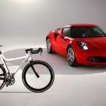 Alfa Romeo bicikl