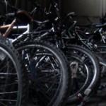 Pronađen veliki broj ukradenih bicikala