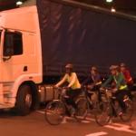 Neverovatno: Pogledajte koliki je mrtvi ugao kod kamiona!