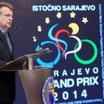 Održana prezentacija projekta i biciklističke trke Sarajevo Grand Prix 2014
