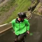 Pogledajte: Luda vožnja biciklom unazad pri brzini od 80 km/h