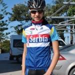 Jovana Crnogorac iz Alanje gleda Baku