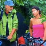 Otac (71) i ćerka (30) biciklizmom pomažu životinjama ugroženim u poplavama!