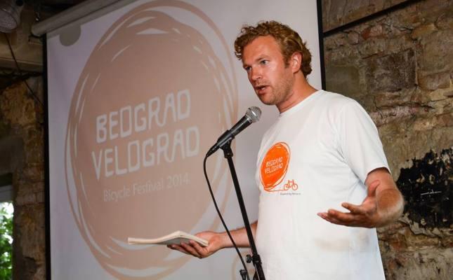 Ralf Van Der Zijden - Foto Velograd 2014 festival