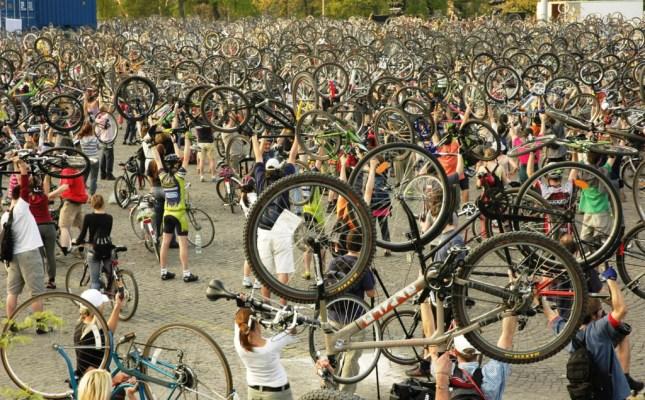Danas je svetski dan biciklista - Bajsologija