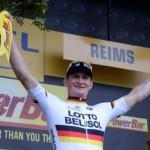 Graipel najbrži na šestoj etapi Tura