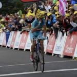 Nibali preuzeo žutu majicu, Kontador odustao od Tura