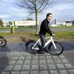 Pogledajte kako izgleda solarna biciklistička staza