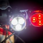 Neosvetljenim novosadskim biciklistima deljena svetla