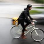Bicikl koji upozorava na opasnost napravljen u Holandiji
