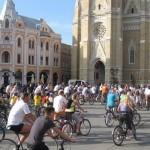 Policija kažnjava bicikliste u centru Novog Sada