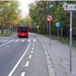 Prve biciklističke trake u Beogradu