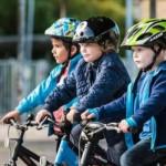 Grad u kojem petogodišnjaci sami idu u školu – biciklom