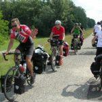 Biciklisti Hemofarma sve bliže Srbiji