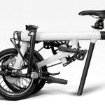 Prvi pametni električni sklopivi bicikl
