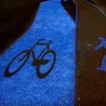 Radost za bicikliste: Poljska ima staze koje svetle u mraku