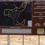 Jahorina, Dvorišta – Završena biciklistička staza na trasi biatlon staze