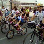 Više stotina biciklista defilovalo gradskim ulicama