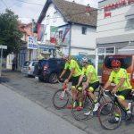 Humanitarna vožnja biciklom od Poljske preko Srbije do Makedonije