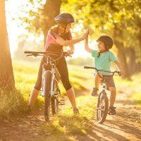 Zašto svaka mama treba da vozi bicikl?