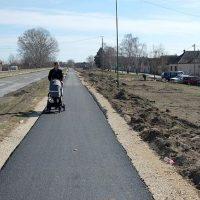 Asfaltirana biciklistička staza od Mačvanske Mitrovice do Zasavice