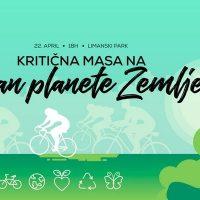 KRITIČNA MASA: U ponedeljak biciklistička vožnja povodom Dana planete Zemlje