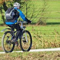 Knić: Počelo obeležavanje biciklističke rute