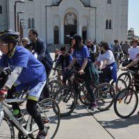 """Uspešna akcija """"Biciklom kroz grad"""""""