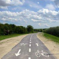 Biciklom od Novog Sada do Begeča – Nova staza vredna 95 miliona dinara, deo međunarodnog koridora