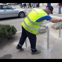 Niški biciklisti dobili još tri besplatna parkirališta za svoje dvotočkaše