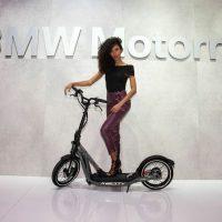 BMW Motorrad predstavio svoj novi električni skuter – X2City!
