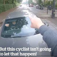 Kako bi prošao biciklista da je OVO uradio u Srbiji