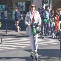 Pariz usporava električne trotinete