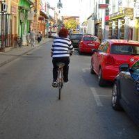 Sombor smrtonosan za bicikliste, staze jedini spas