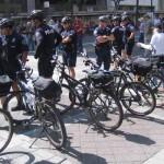 Šta bi trebalo da rade novosadski policajci na biciklima?