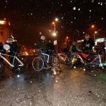 Biciklotron – svetleća Kritična masa